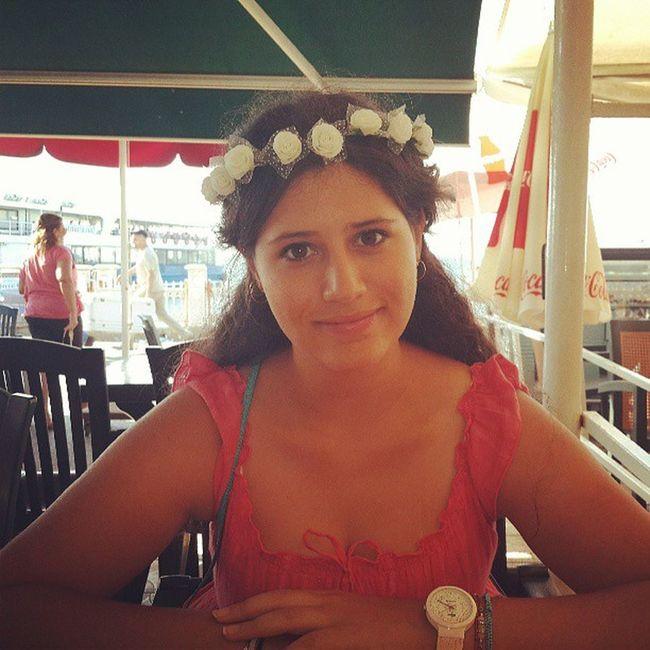 Büyükada Adacaybahcesi Papatya Istanbul happy like tac