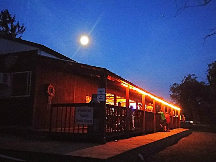 Pavillion Full Moon Lakeside Ohio, USA Outdoors Hanging Out Ohio Bellefontaine Bellefontaine, Ohio Nightlife Porch Summertime Summer Time  Summer Nights Summer Showcase June