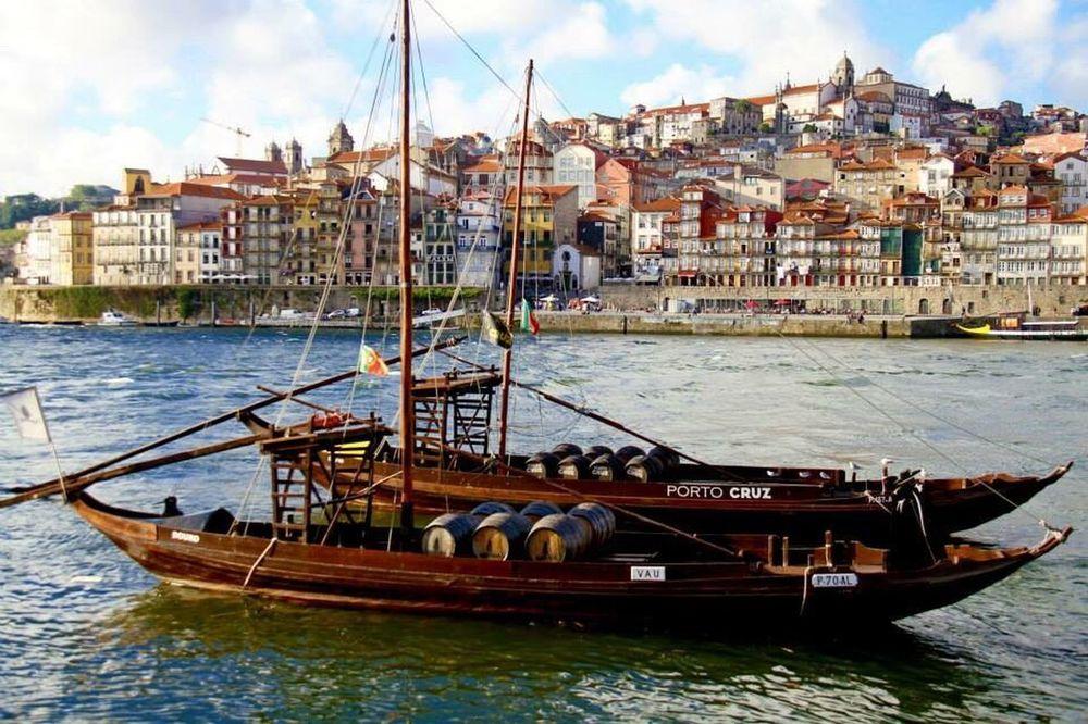 Porto, Portugal. Transportation Portwine Travelling Photography Travelphotography Vessel Boat EyeEmNewHere Wanderlust Travel Destinations Portugal Porto