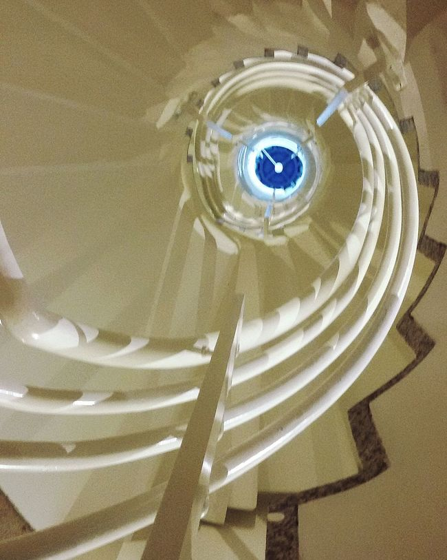 Fibonacci's stairs