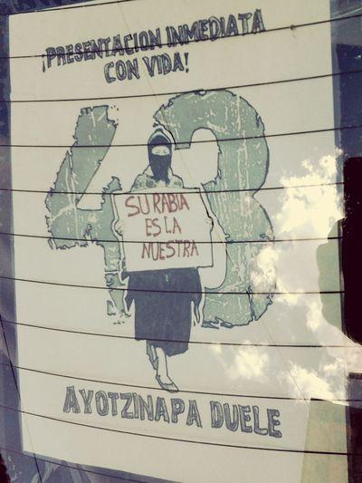 AyotzinapaSomosTodos Ayotzinapa Chiapas, México