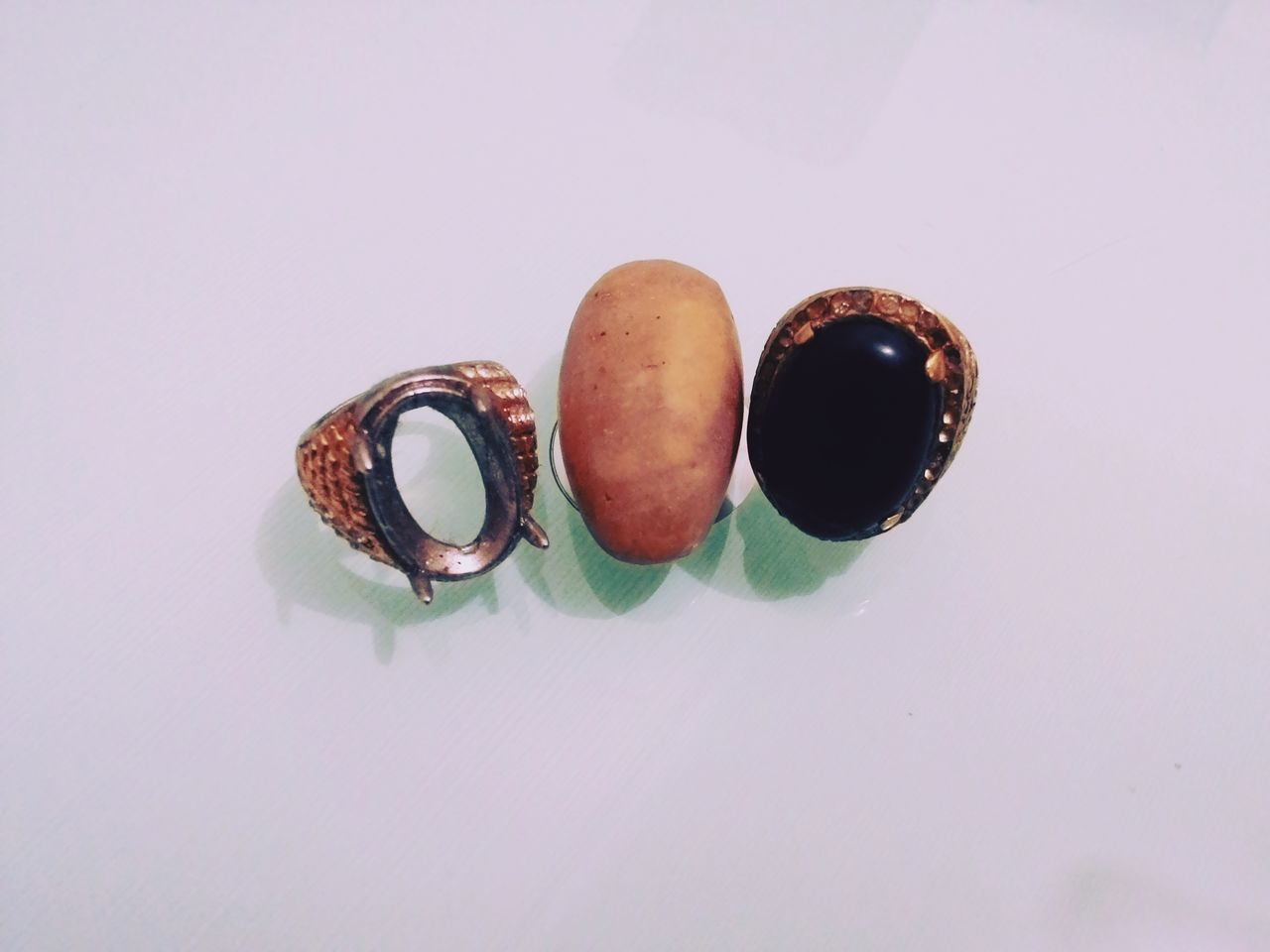 Stones Rings Acsessories Fashion Trends