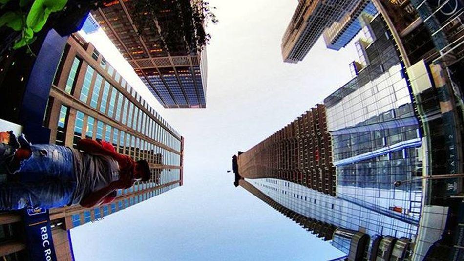 he was among giants The6ix Viewsfromthe6 Streetphotography Toronto Yongeandbloor Viewsoftoronto Streetsoftoronto Streetstyle Lifeofham City