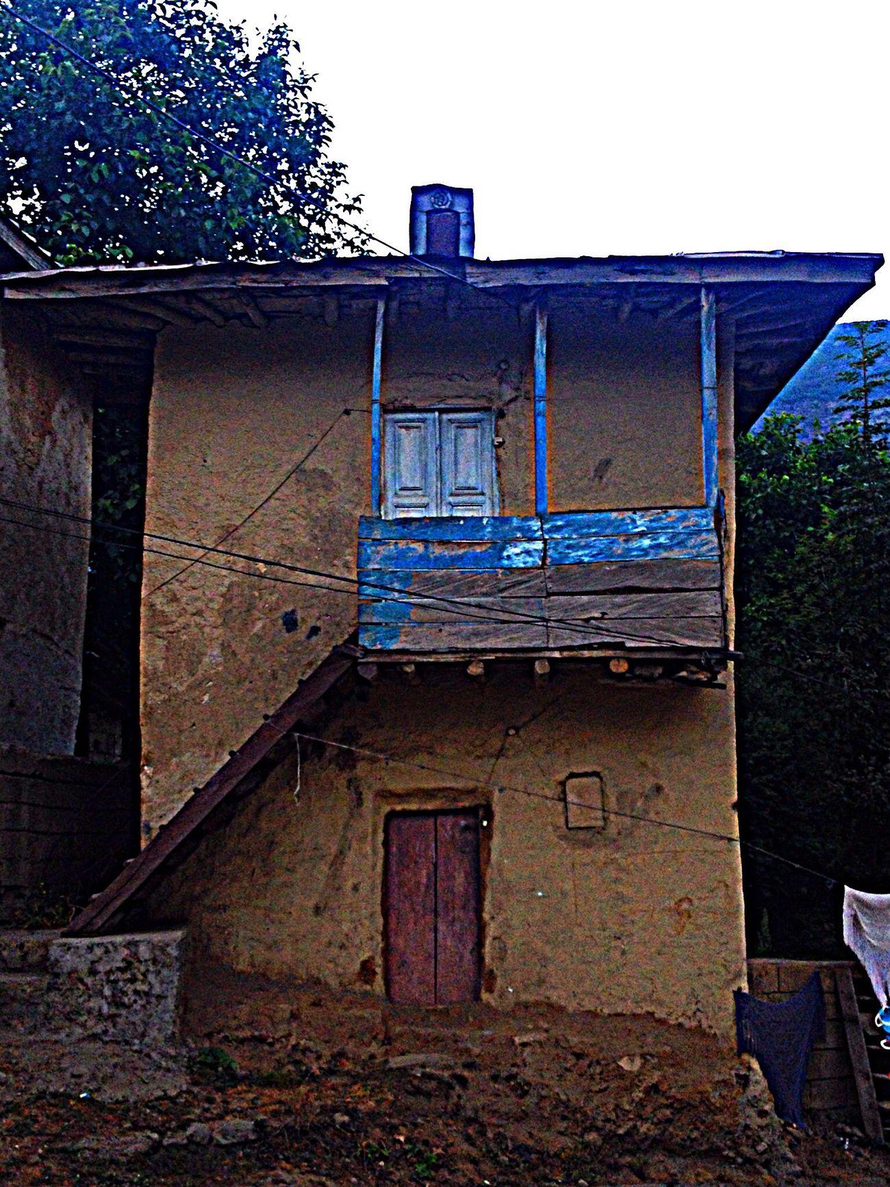 Village Building Iran Javaherdeh