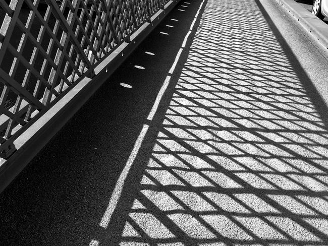Blackandwhite Black And White Black & White Berlin Photography Eye4photography  Berliner Ansichten From My Point Of View Shadow Shadows & Lights Architecture_collection Bridge Urban Reflections Reflection Perspective Architectural Detail Urban Geometry