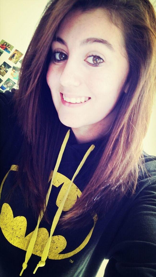 Smile Batman Just Me