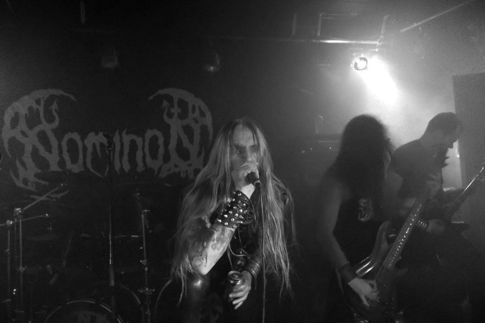 .::NominoN::. MADE IN SWEDEN Music Great Venue Live Music Black And White Excellence Blackandwhite Concert Awesome Performance Metal