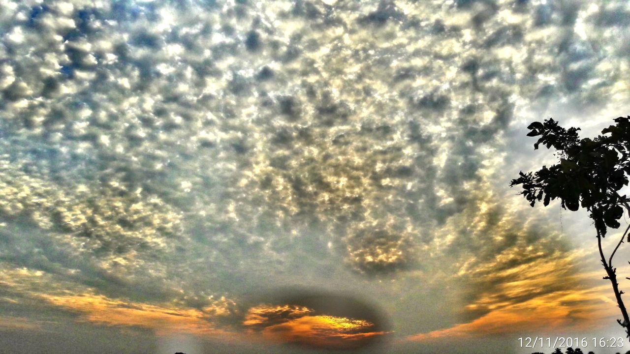 Aswome sunset...