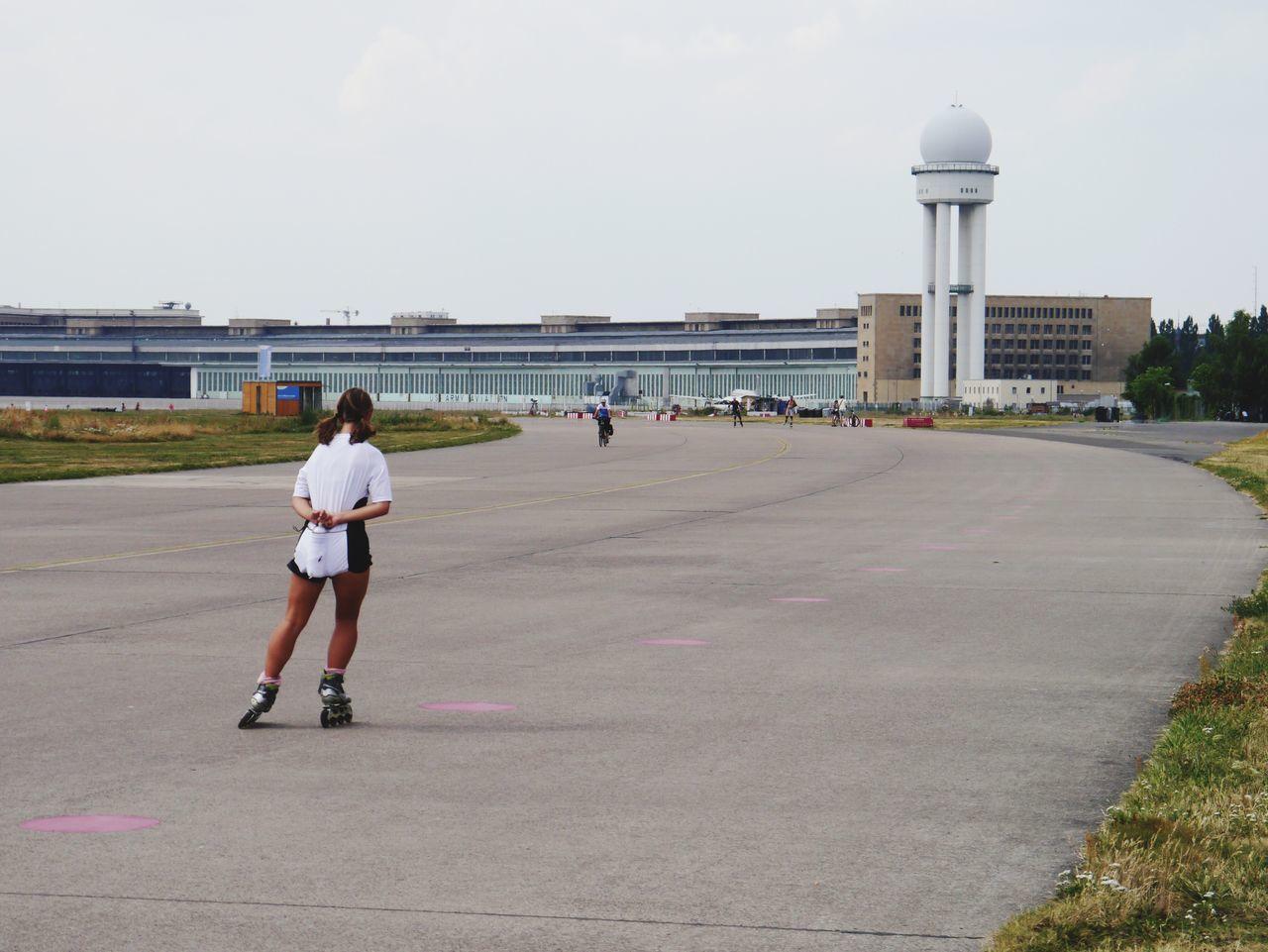 Tempelhofer Feld Leisure Activity Outdoors Capture Berlin Germany 🇩🇪