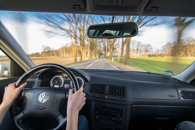 VW drunk speeding Speeding Drunk VW VW Landstrasse
