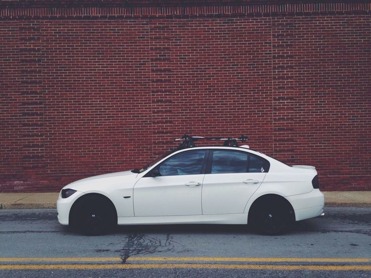 driving home from woodward with the homie. Campwoodward  Woodward E90 Bmw