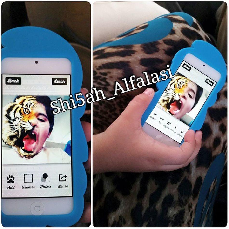 my Khalifa is a Tiger ?? .... .. . خليفه يتخبركم ... شو راآي☝☝ .. .