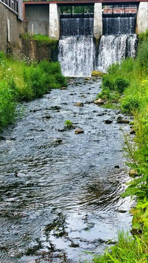 Hello World Enjoying Life Love Life Kuldiga Summer Love Nature River Water_collection Nature_collection Waterfall