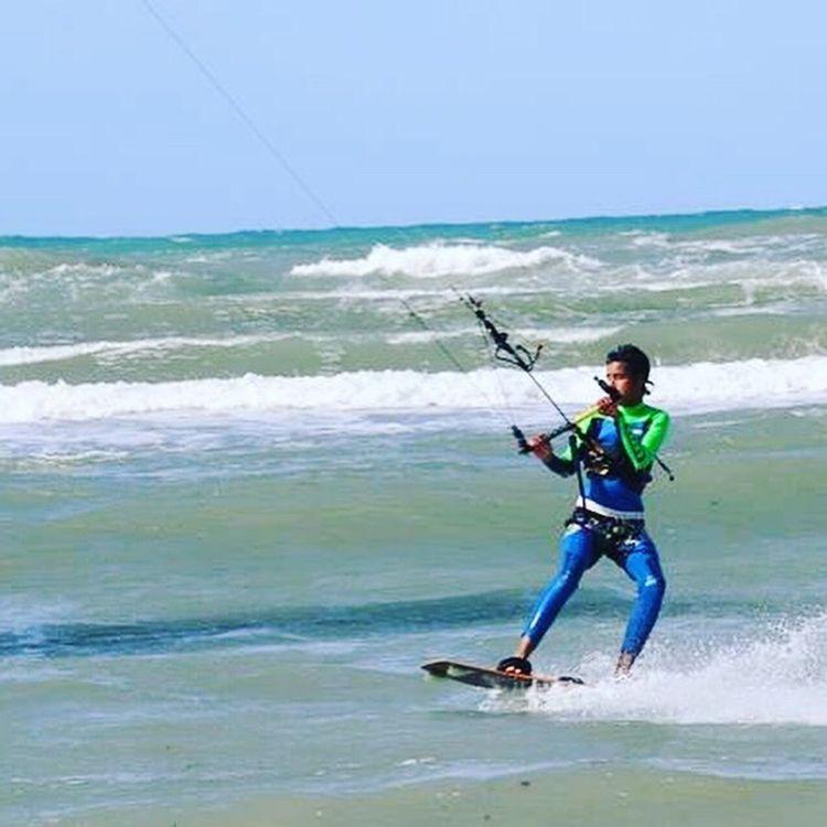 Kitesurfing Libya