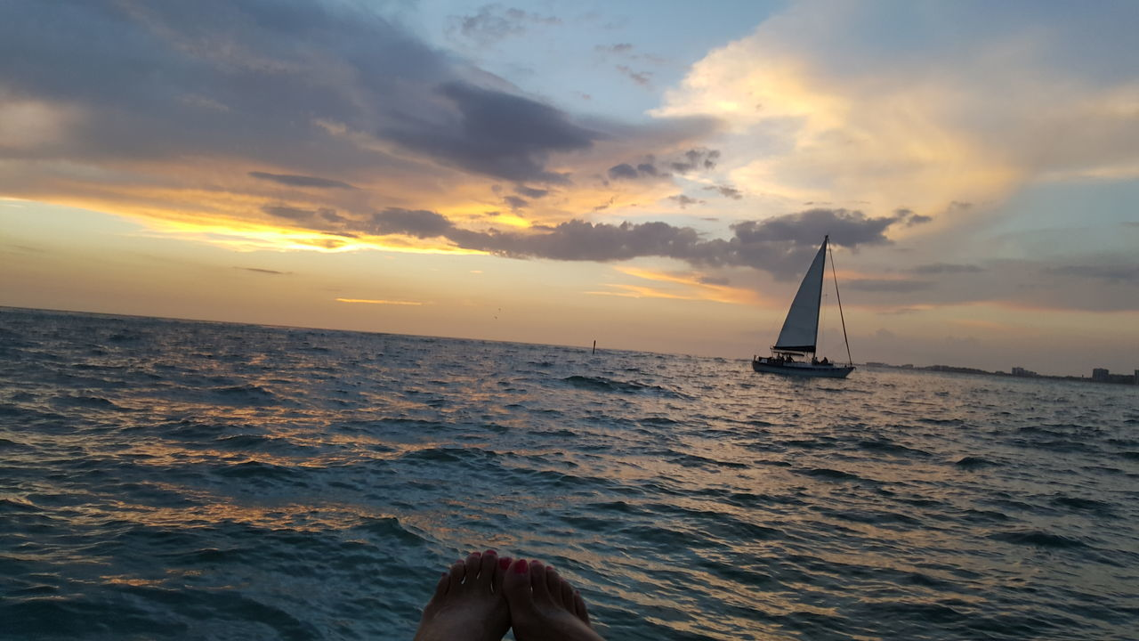 This is where I want to be... by the sea. Inspired By Nature EyeEmbestshots EyeEm Florida Nature OneLove Travel Destinations Sunset Outdoors Horizon Over Water Sailing Nature EyeEmBestPics Florida Life C4c