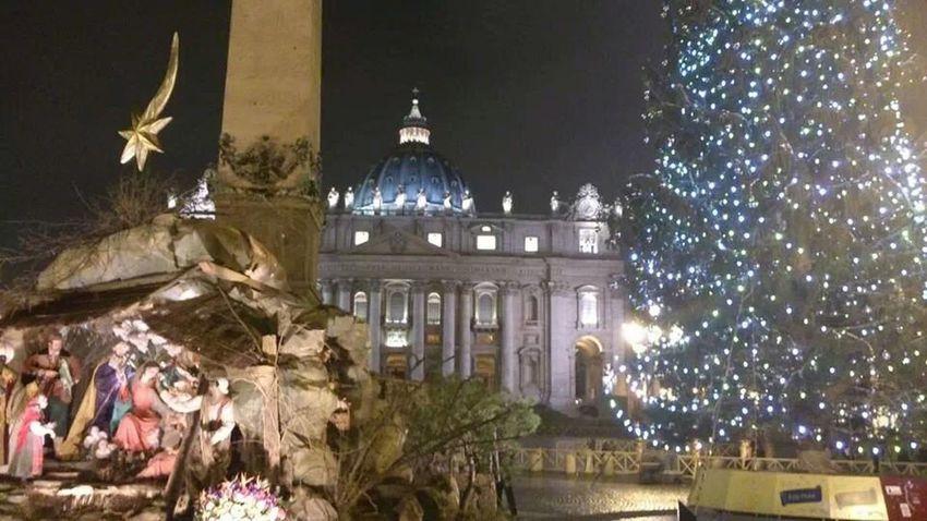 San Pietro Religion Christmas Christmastree