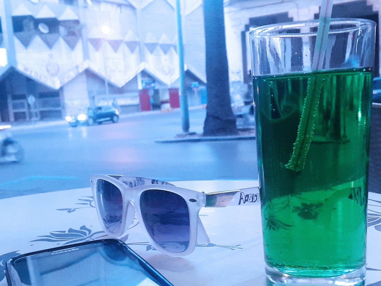 Lovely colors Green Juice Rayben Happytime