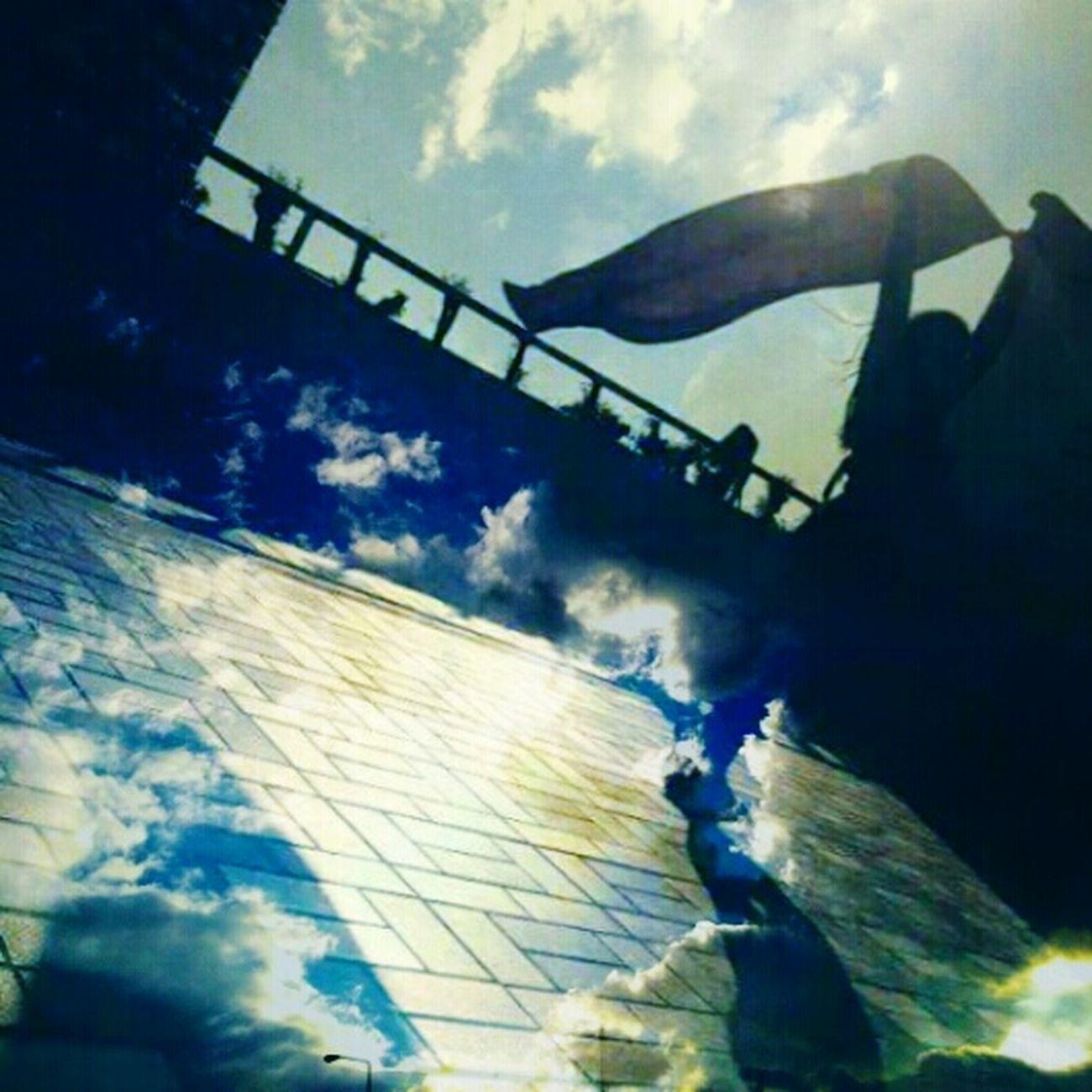 Me & Sky ... ❤❤❤ Bewithyou