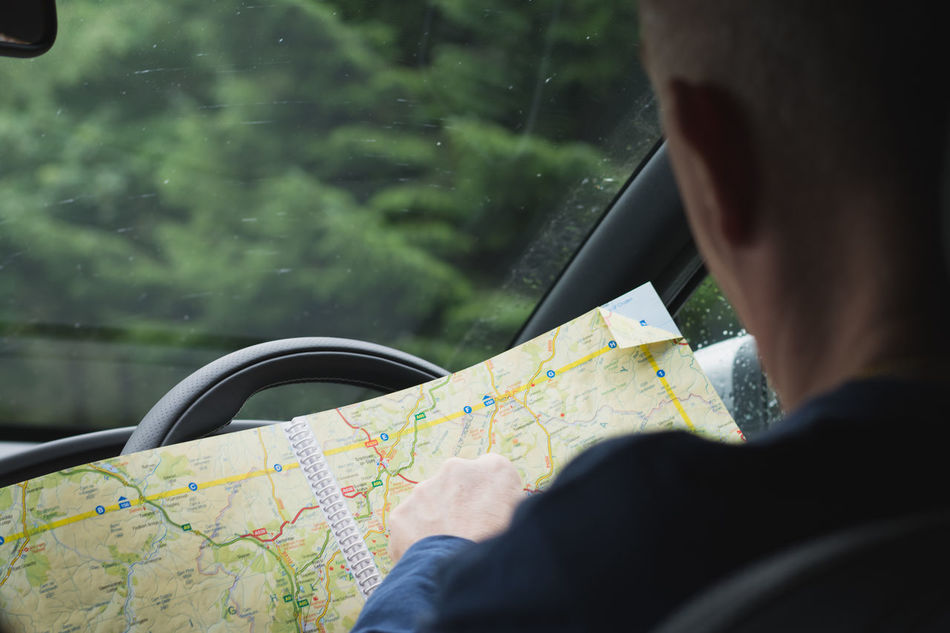 Beautiful stock photos of map, Callander, Car, Close-Up, Communication