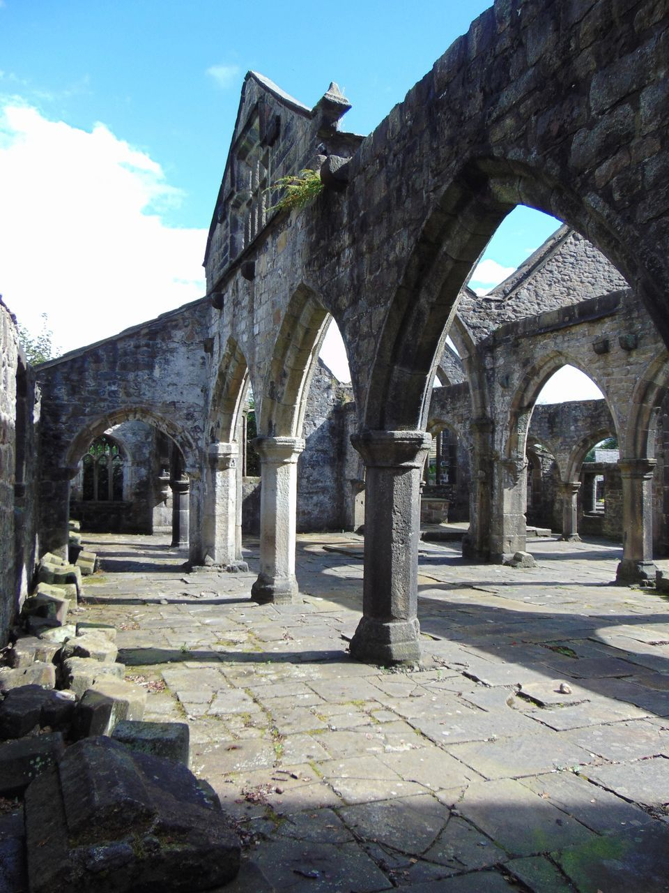 history, arch, architecture, old ruin, the past, built structure, ancient, day, ancient civilization, no people, sky, sunlight, outdoors