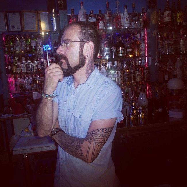 Deepbluebar Barman Kingofman
