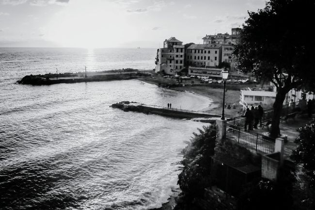 Shades Of Grey in Bogliasco, Italy Taking Photos Landscape_Collection Enjoying Life Summer Views Eye4photography  Open Edit From My Point Of View Black And White Blackandwhite