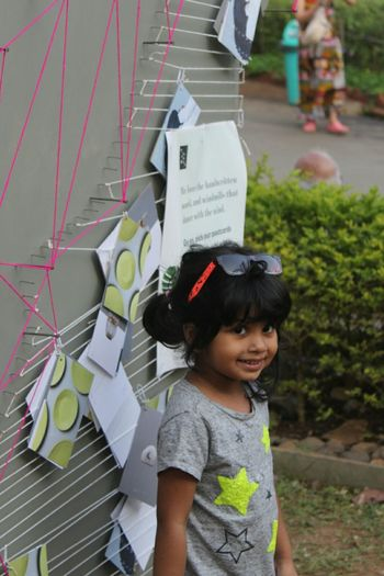 People Outdoors Dslr Camera Mumbai Kalaghoda Festival Traveling Close-up Cute♡ Cutenessoverload Inocence  The Portraitist - 2017 EyeEm Awards