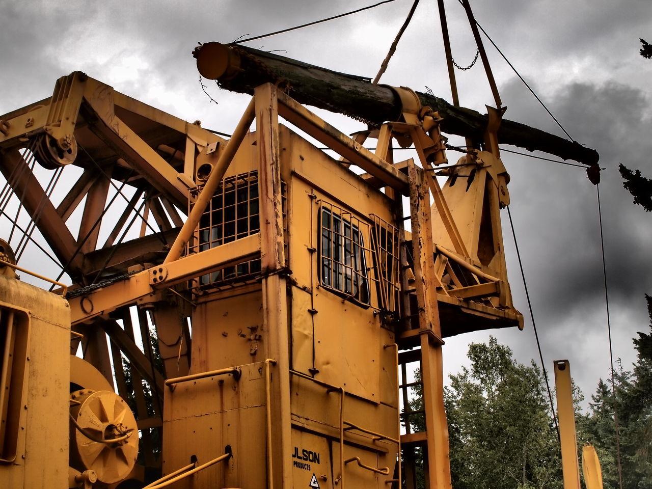 Beautiful stock photos of industrial, Close-Up, Cloud, Cloudy, Construction