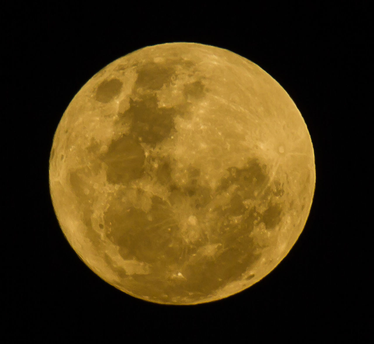 Astronomy Beauty In Nature Black Background Full Moon Moon Moon Surface Nature Night No People Outdoors Planetary Moon Science Sky Space Superman Supermoon Yellow