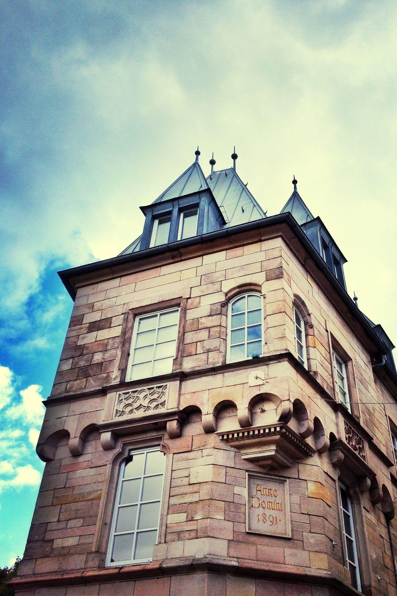 Random Building! #Aschaffenburg