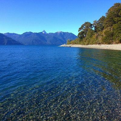 Amazing Todos los Santos Lake, Chile Todoslossantoslake Chile