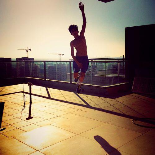 Athleisure Jump
