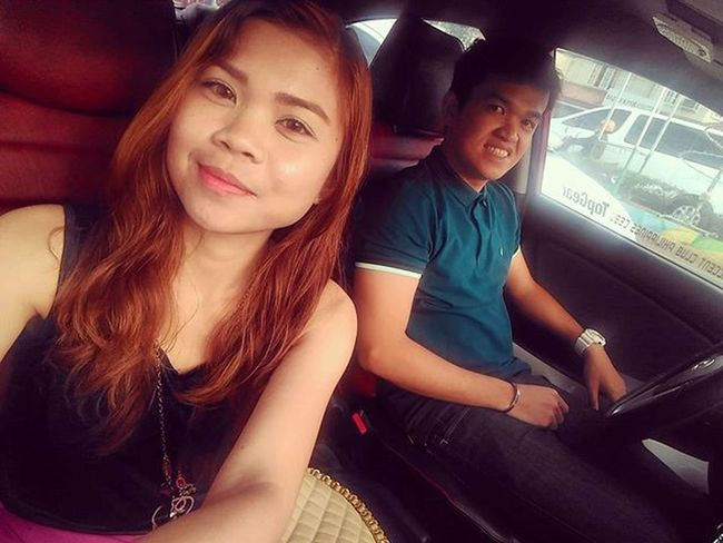Traffic can make us take some more pictures. We're late for the movie. Uuggh, traffic pa more. Trafficjam Lapulapucitytraffic