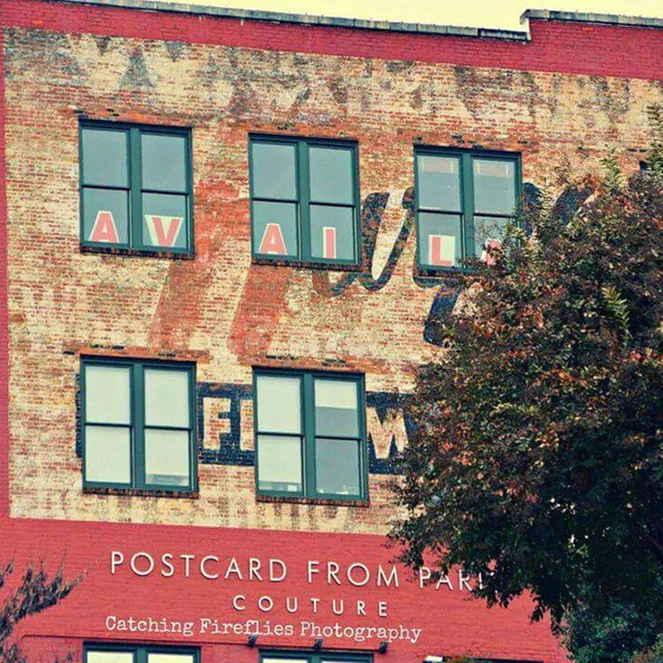 Oldbuilding Fallspark Downtown Yeahthatgreenville Brick Red GreenvilleSC SC Catchingfirefliesphoto