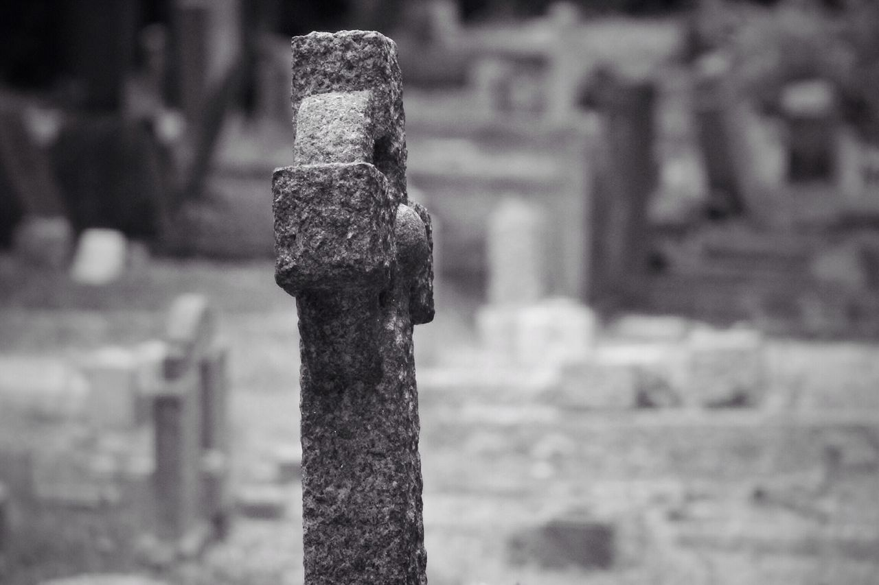 Focus On Foreground Close-up Outdoors No People Day Canon Black & White Churchyard Burial Ground No Property Graveyard Cemetery Memorial Tombstone Creative Photography Graveyard Beauty Canonphotography South West London Gravestone