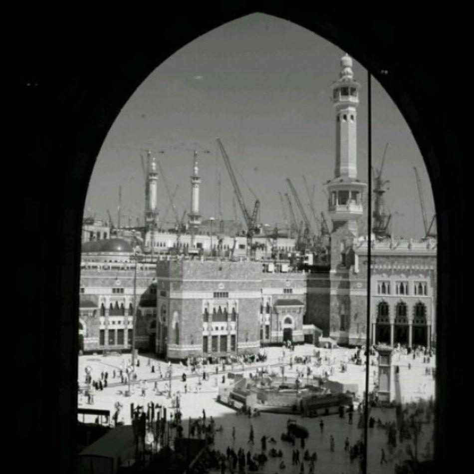 مكة المكرمة ابراج البيت