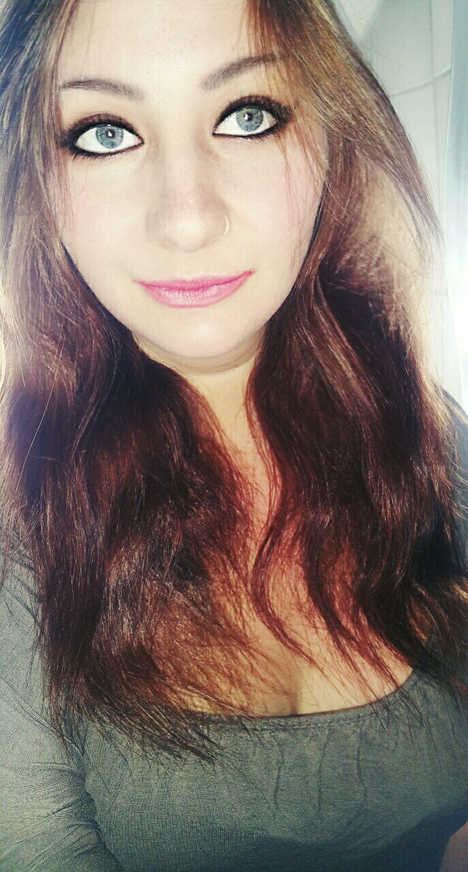 Smiling Happy Blue Eyes Long Hair Pinklipstick Dreaming Follow_me FollowMeOnInstagram Likeback Pleasefollow Guter Start In Den Tag  Lovetime Summertime Photography Photographylovers Instapic Follwforfollow Instaday Instagramer Like4like Inmemories Loveit Instadaily Instagood Instaphoto