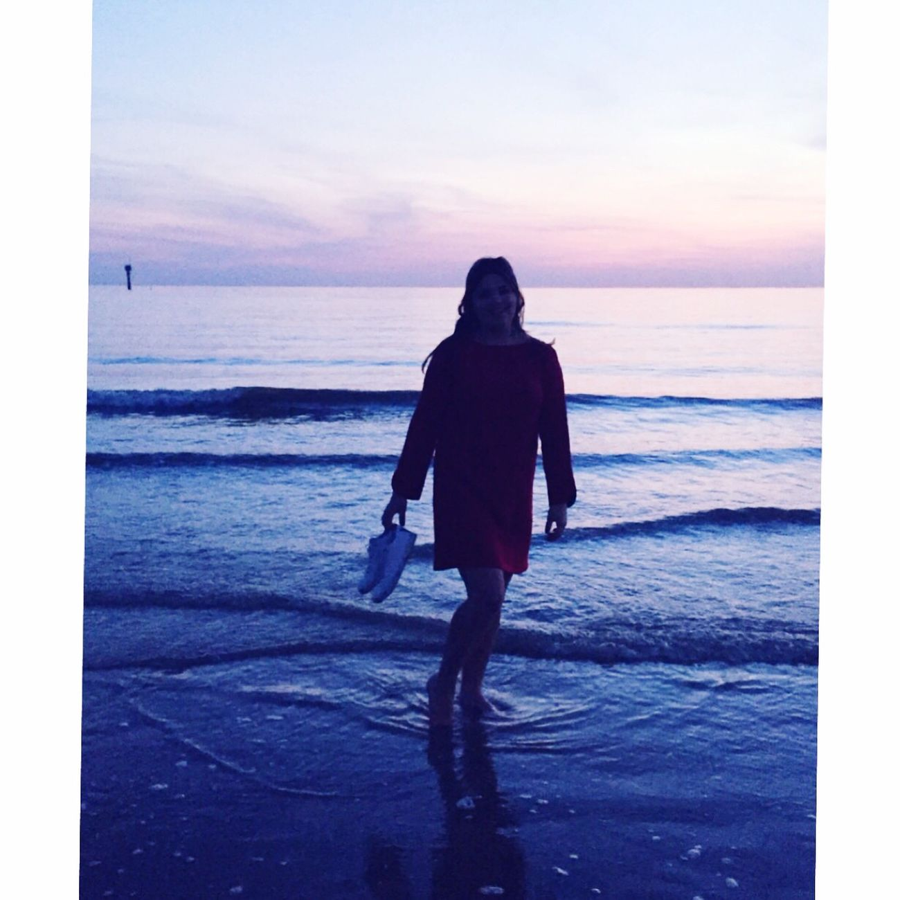 😍 Beach BelgianGirl Belgium Sunset Girl Sexygirl My Favorite Photo Beautifulsky Beautiful Sunset