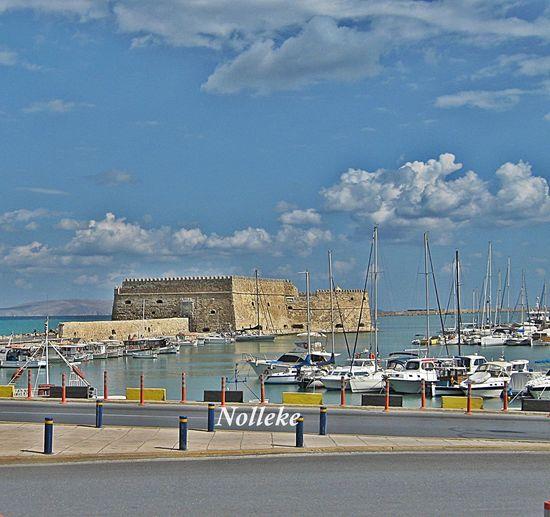 Streamzoofamily Vacation Greece Kreta WonderfulJourney Harbour #noedit #bluesky #boats #ships #