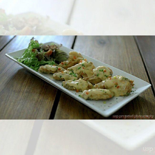 Chiken wing at HOB Hob_balikpapan Foodphotobpn Bpnfoodies