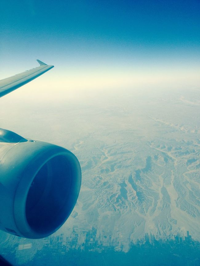 Flying Nilo Egypt Myphoto