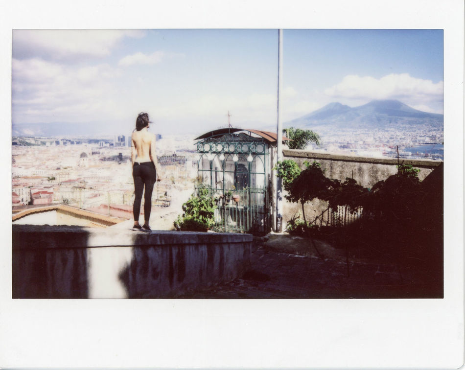 Fujifilm Instax 210 wide Adventure City Cityscape Cloud - Sky Girl Industrial Instax Lifestyle Lifestyle Photography Lifestyles Naples Napoli Nude_ Not_porn Polaroid Sky Standing Travel Travel Destinations Travel Photography Volcanic Landscape Volcano Young Young Adult Young Women Youth