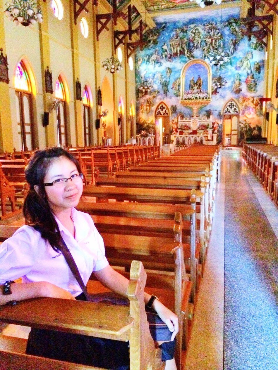 In the church even though I'm Buddhist? Interior Design Church Stunning Collection Praying School Uniform