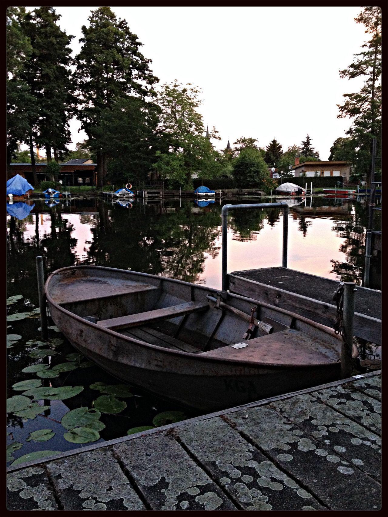 Evening Boats EyeEm Nature Lover