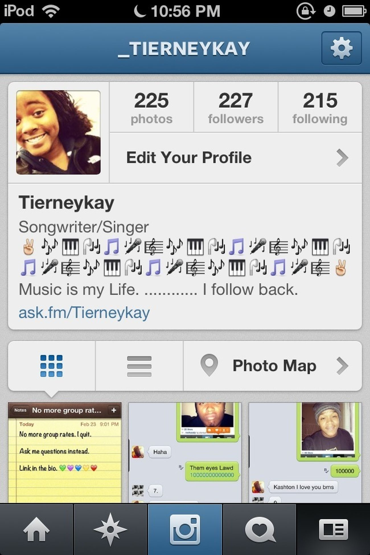 Follow Me On Instagram I Follow Back