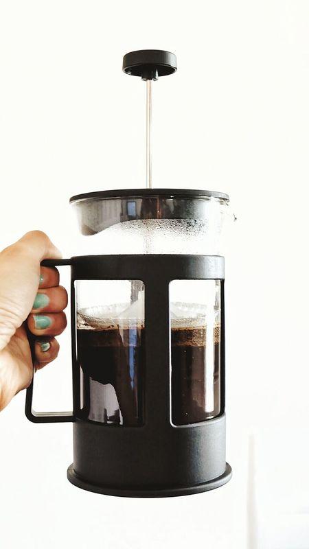 CoffeePress Manualbrewonly