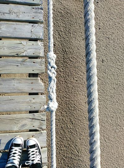 Sandy Beach Desembocadura Riumar Eye Em Best Shots Converse All Star Converse⭐ Sunnyday☀️ Ropes Wooden Bridge Dunes Sand Minimalobsession Learn & Shoot: Simplicity Showcase: November My Best Photo 2015