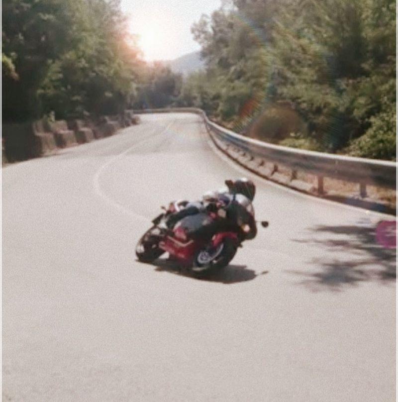 Moto Apriliars125 Good Full Gas Goodnight