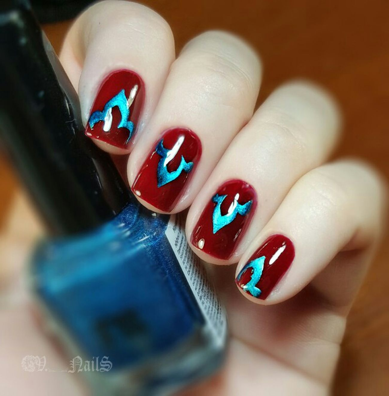 Nails маникюр  лак Masura
