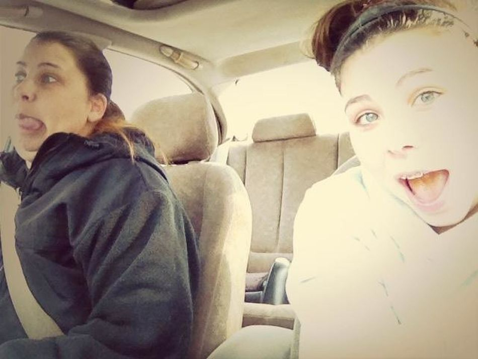 Car Ride With Momma Dukes!